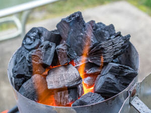Lump Charcoal for Kamado Grill