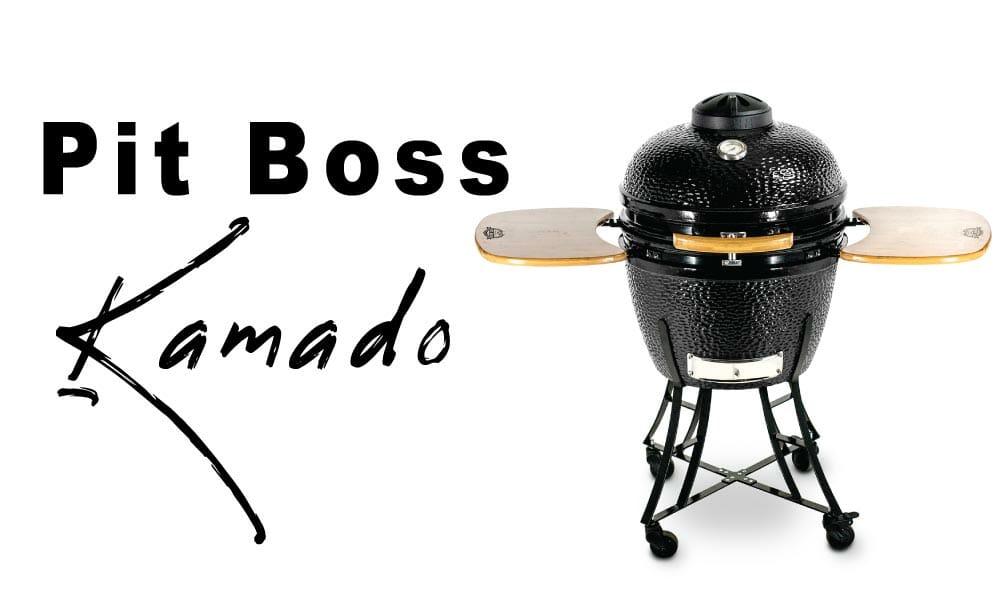 Pit Boss Kamado