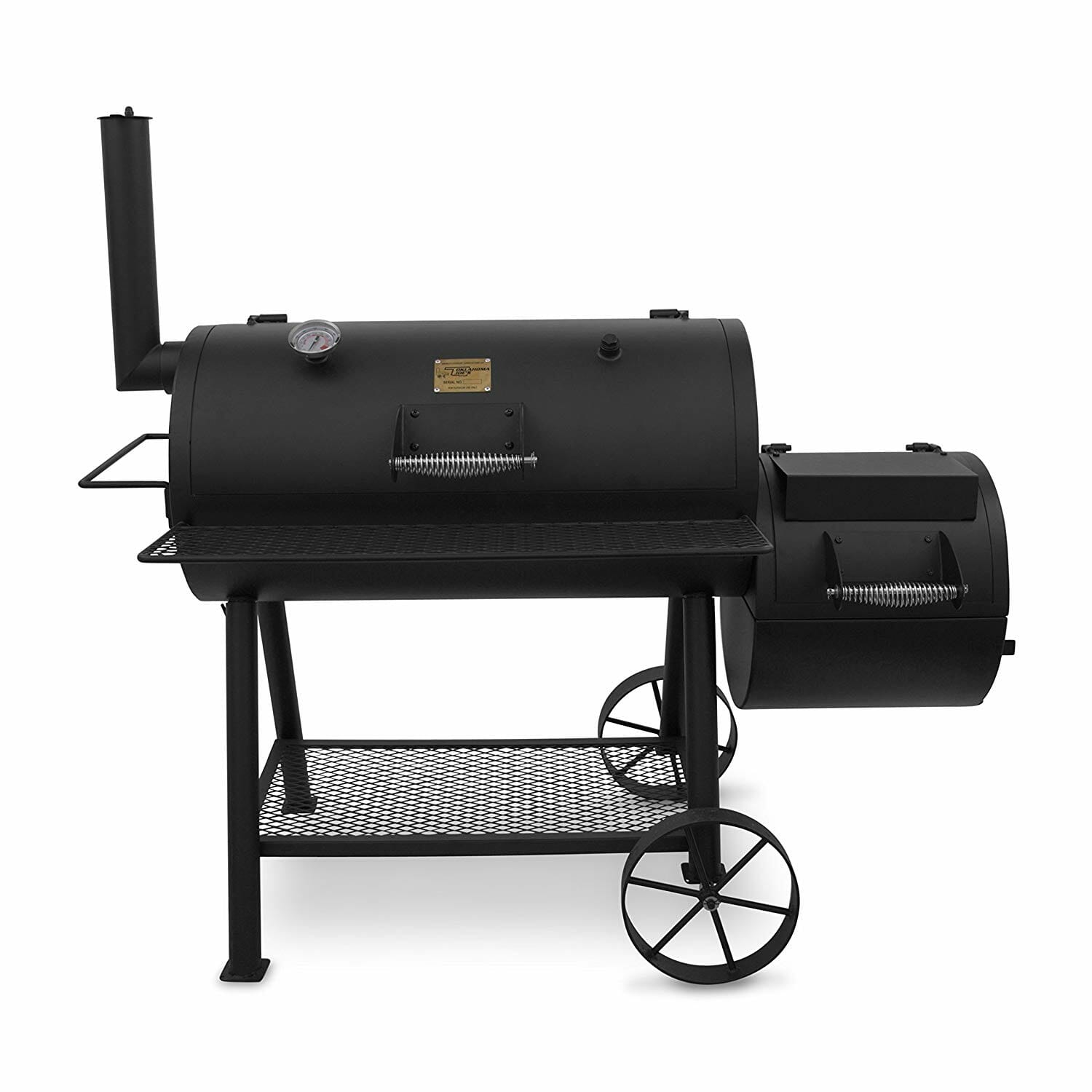 22 Best Offset Smoker Grills For 2020 The Barbecue Lab