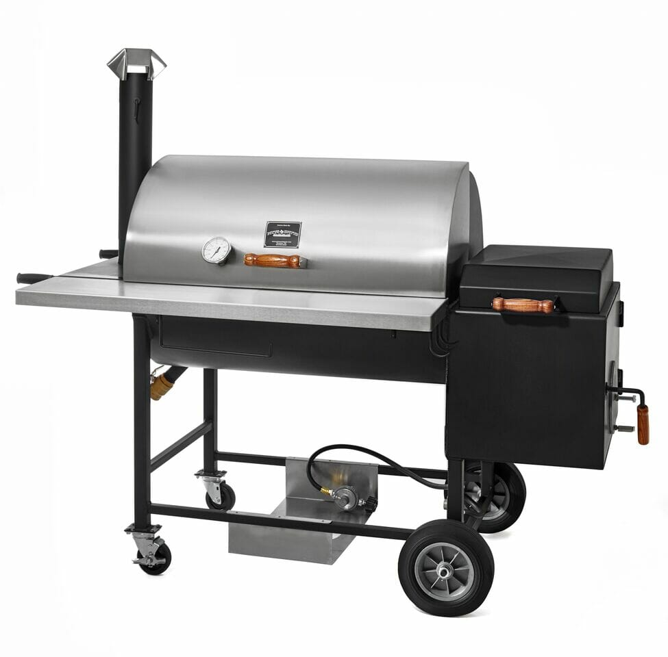Pitts & Spitts Ultimate Smoker Pit