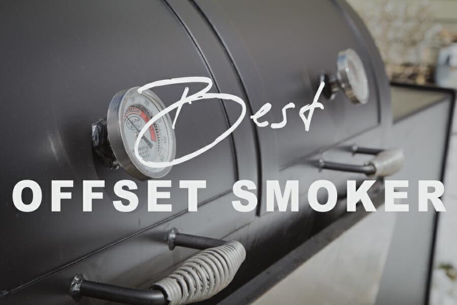 offset smokers