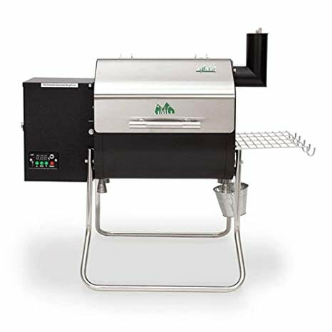 GMG Davey Crockett portable pellet smoker