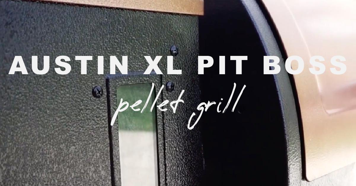 Pit Boss Austin XL