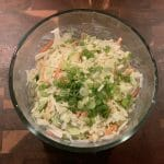 coleslaw dressing recipe