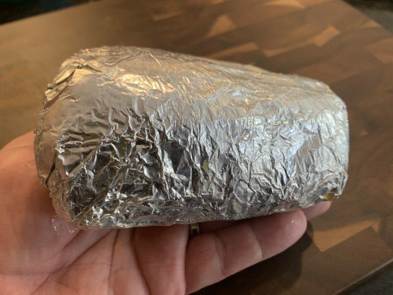 Leftover pulled pork pack