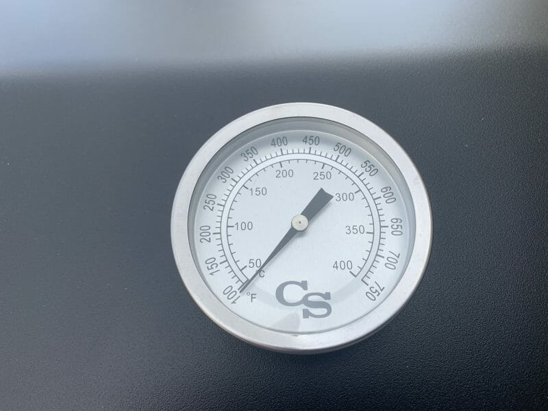 cs traveler thermometer