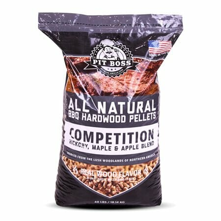 Pit Boss Competition Blend Pellets