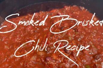 smoked brisket chili recipe