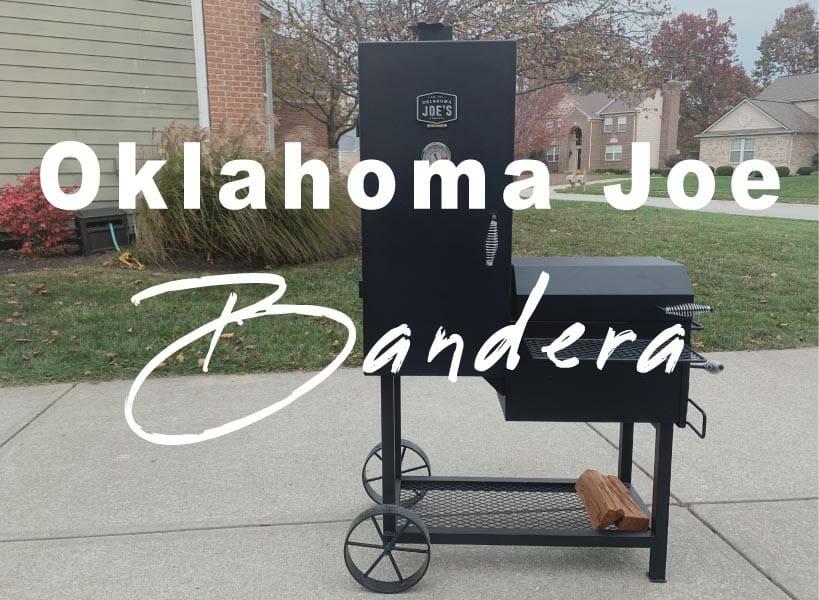 Oklahoma Joe Bandera