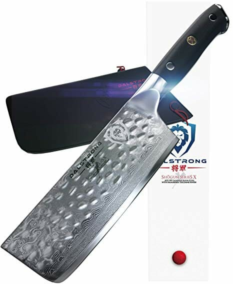 DALSTRONG Nakiri Vegetable Knife