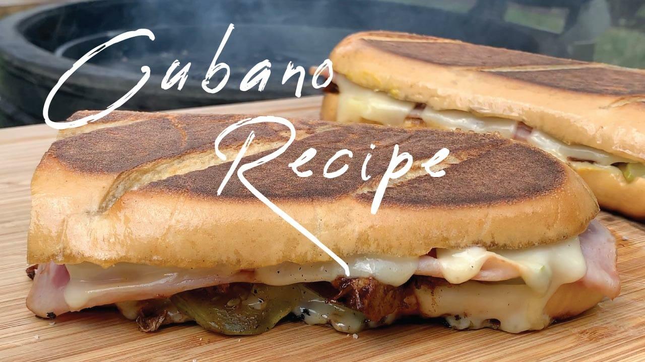 Cubano Recipe