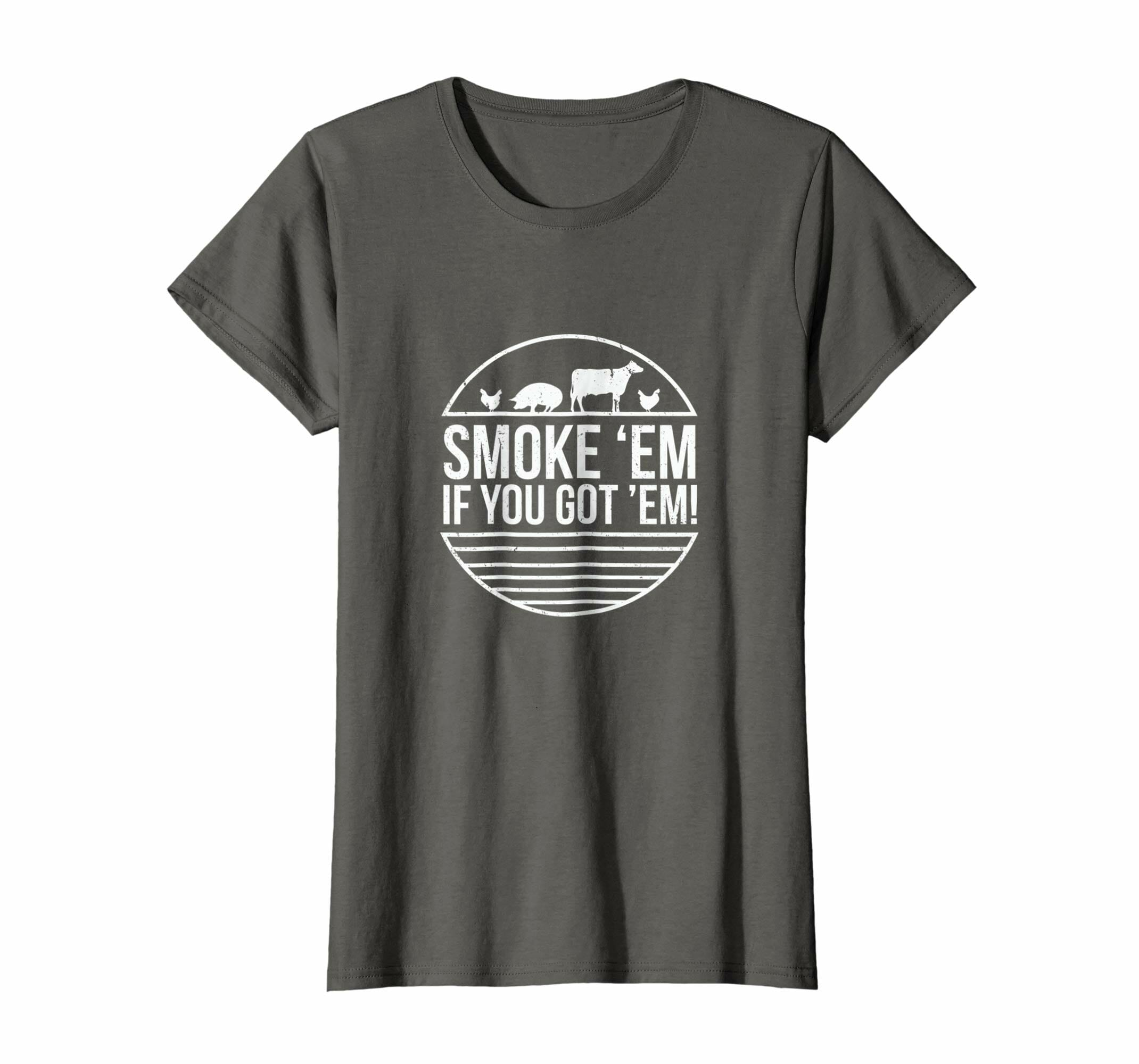 BBQ themed t-shirts are great gifts for BBQ lovers