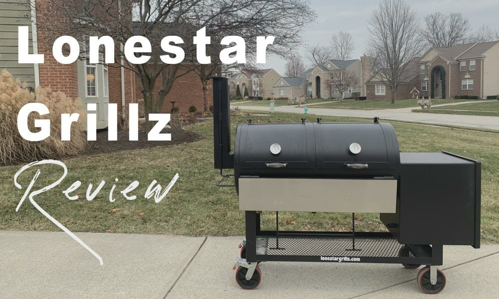 Lonestar Grillz review