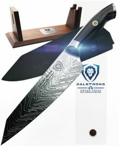Dalstrong Omega 8.5 chef knife