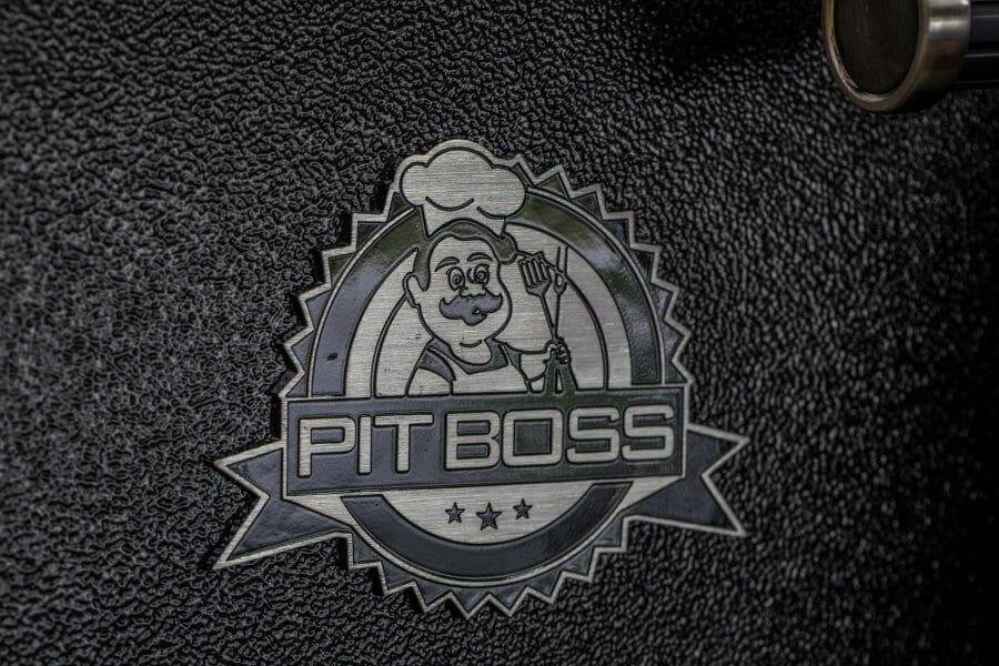 Pit Boss emblem