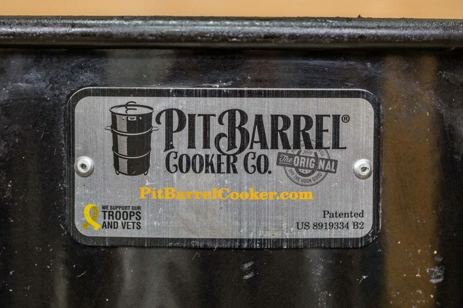 Pit Barrel Cooker Co. branding