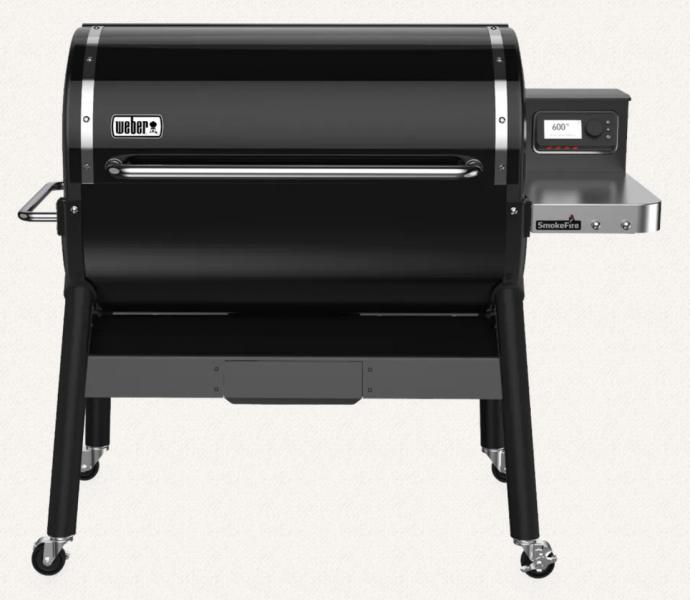 Weber SmokeFire EX6 Profile View