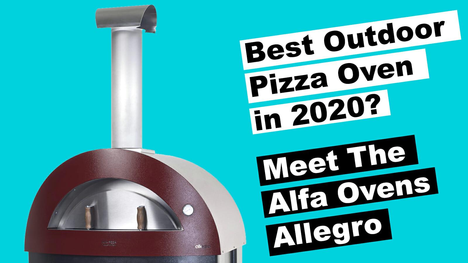 Alfa Ovens Allegro