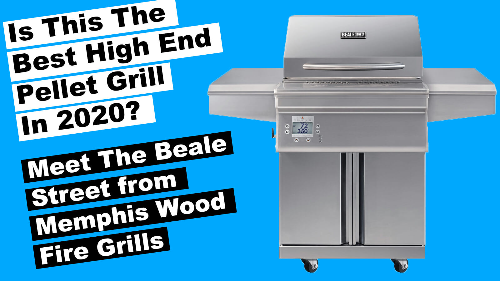 Beale Street by Memphis Wood Fire Grills