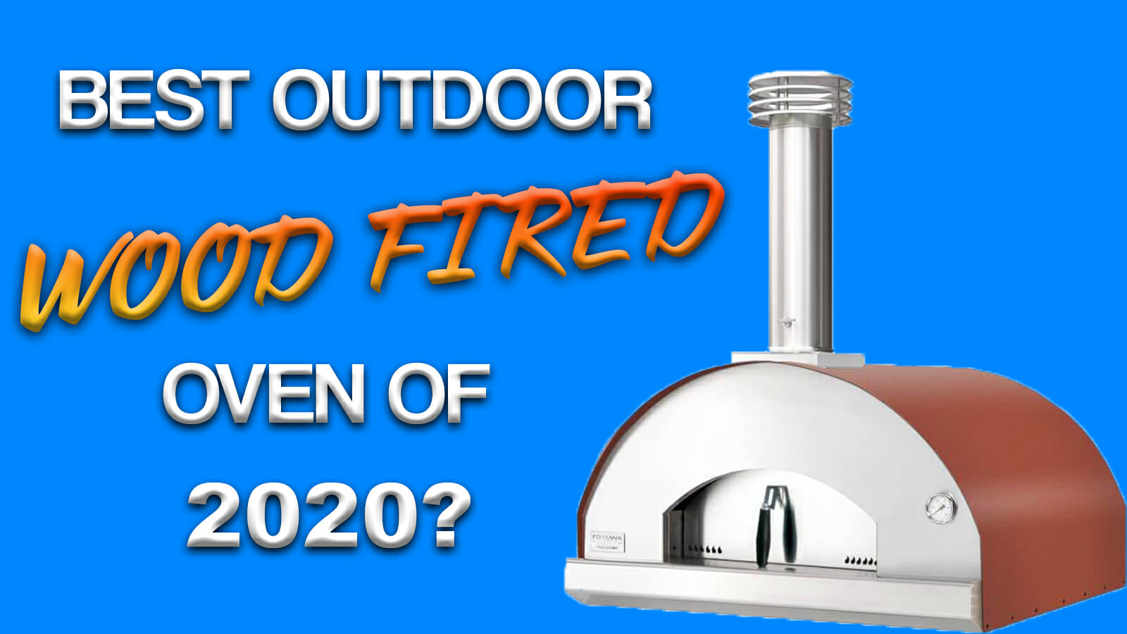 best wood fired oven