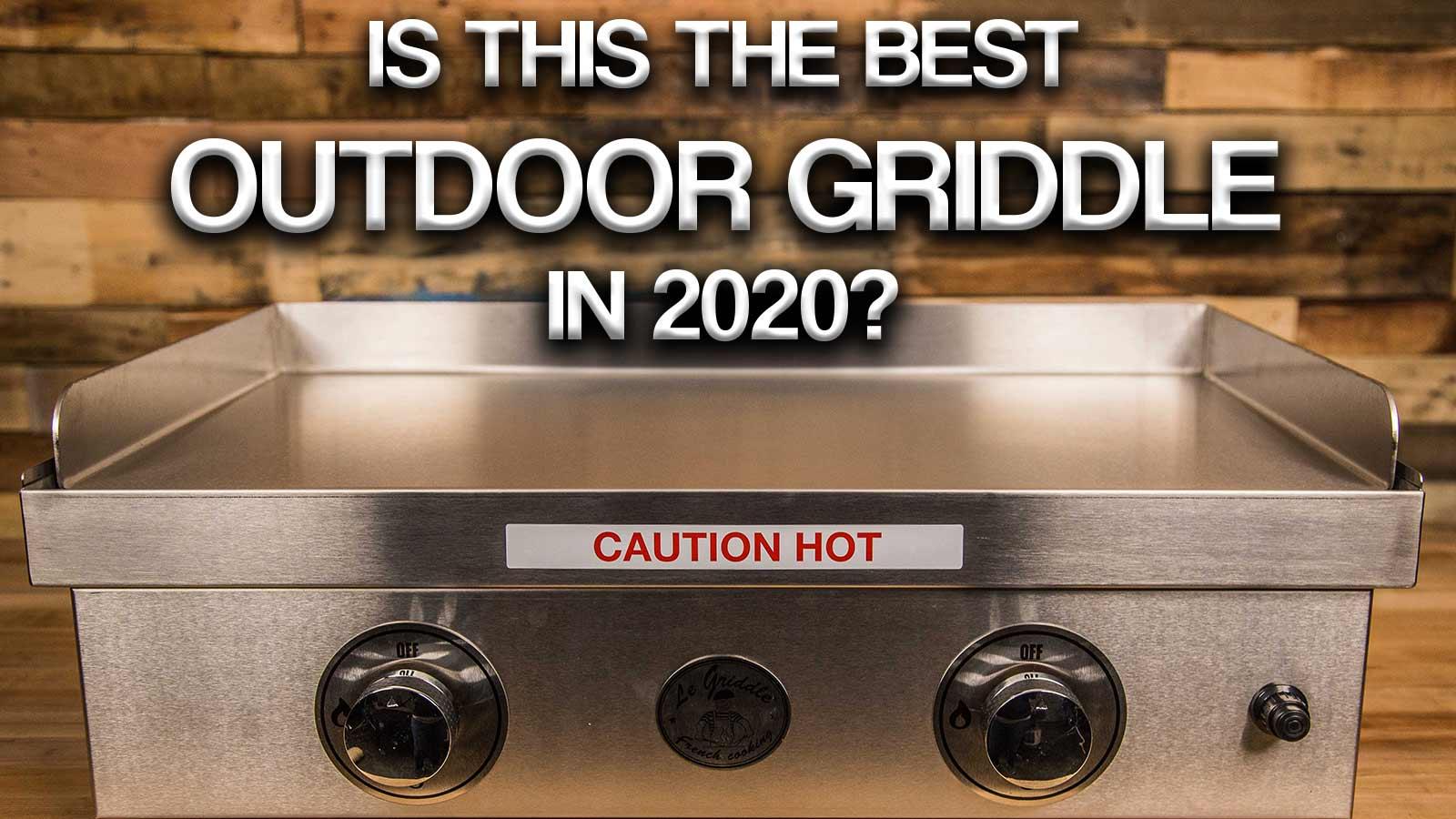 Le Griddle title image