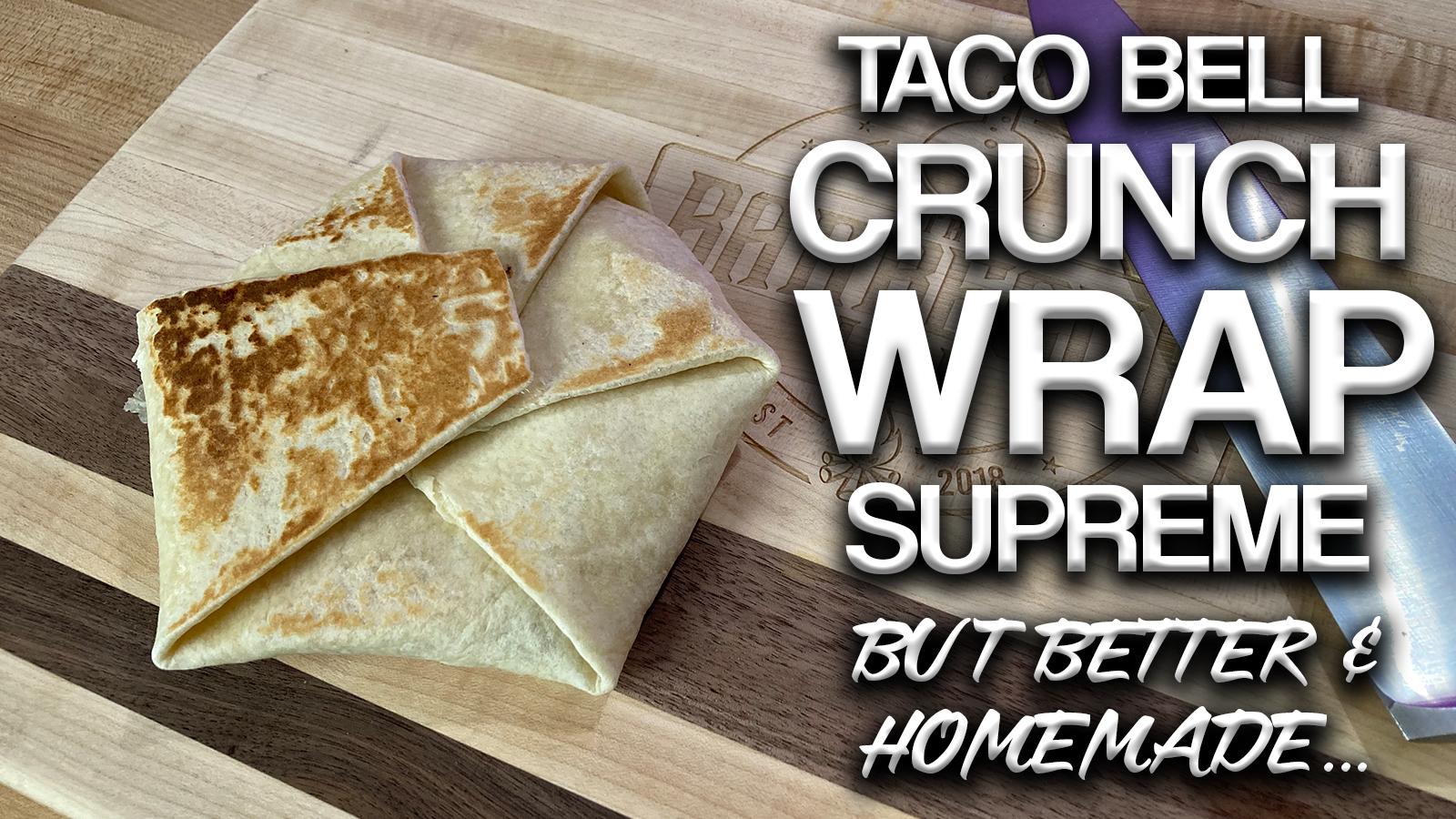 crunch wrap supreme title image