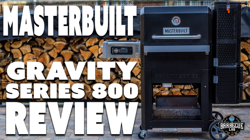 title image for Masterbuilt Gravity 800