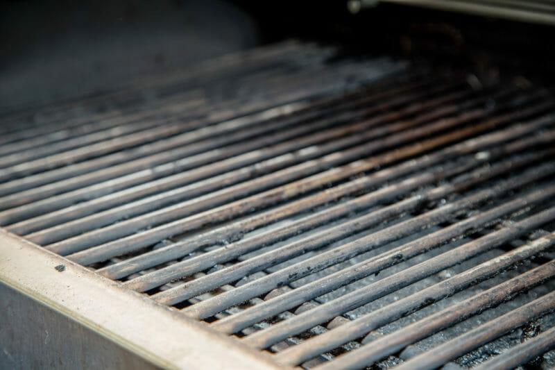Memphis wood fired grill grates
