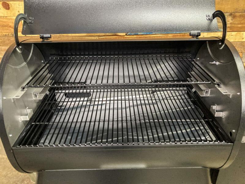 Traeger Ironwood grill grates
