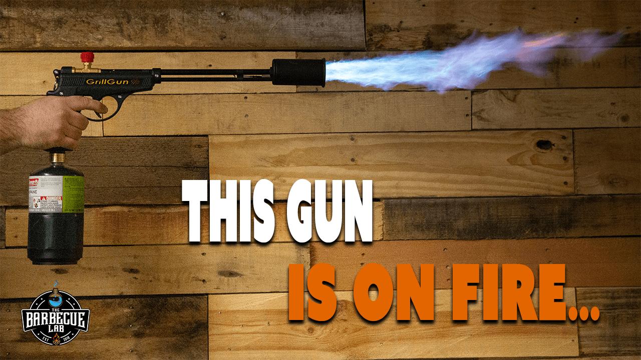 Grill gun hero image