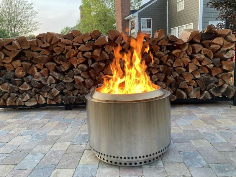 secondary burn