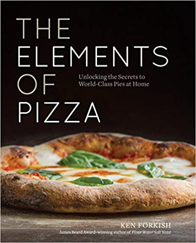 The Elements of Pizza cookbook